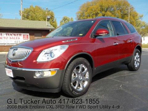 2008 Buick Enclave for sale in Joplin, MO