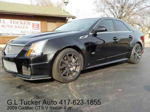 2009 Cadillac Cts V For Sale In Broken Arrow Ok Carsforsale Com