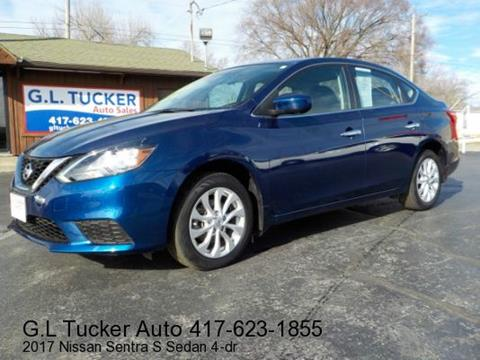 2017 Nissan Sentra for sale in Joplin, MO