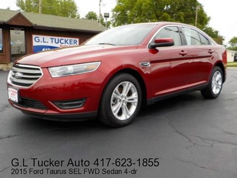 2015 Ford Taurus for sale in Joplin, MO