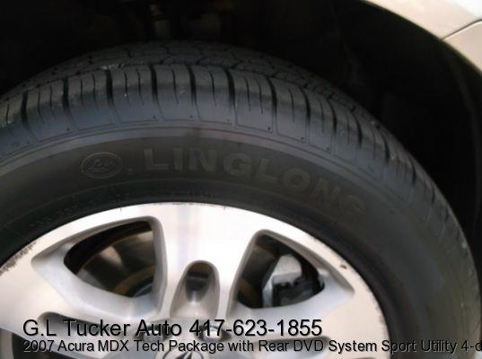 2007 Acura MDX for sale at G L TUCKER AUTO SALES in Joplin MO