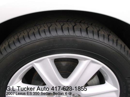 2007 Lexus ES 350 for sale at G L TUCKER AUTO SALES in Joplin MO