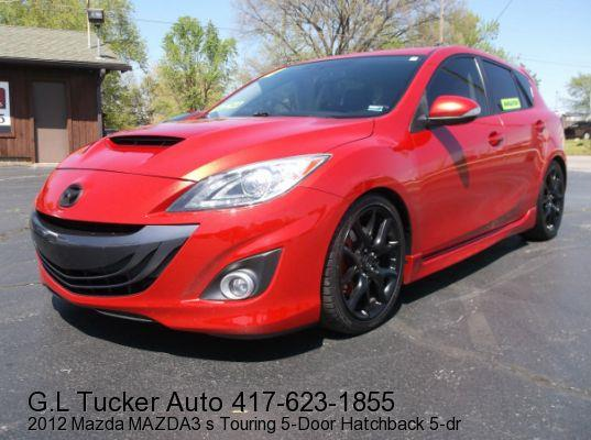 2012 Mazda MAZDASPEED3 for sale at G L TUCKER AUTO SALES in Joplin MO