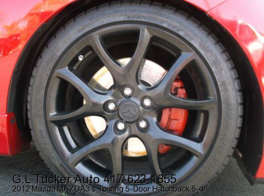 2012 Mazda MAZDASPEED3 for sale at G L TUCKER AUTO SALES in Joplin MO