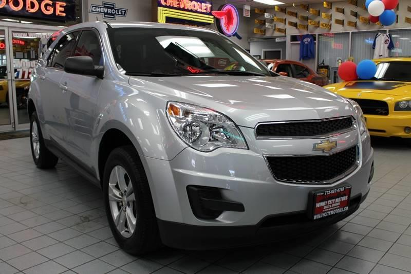 2015 Chevrolet Equinox AWD LS 4dr SUV In Chicago IL - NORWOOD PARK AUTO