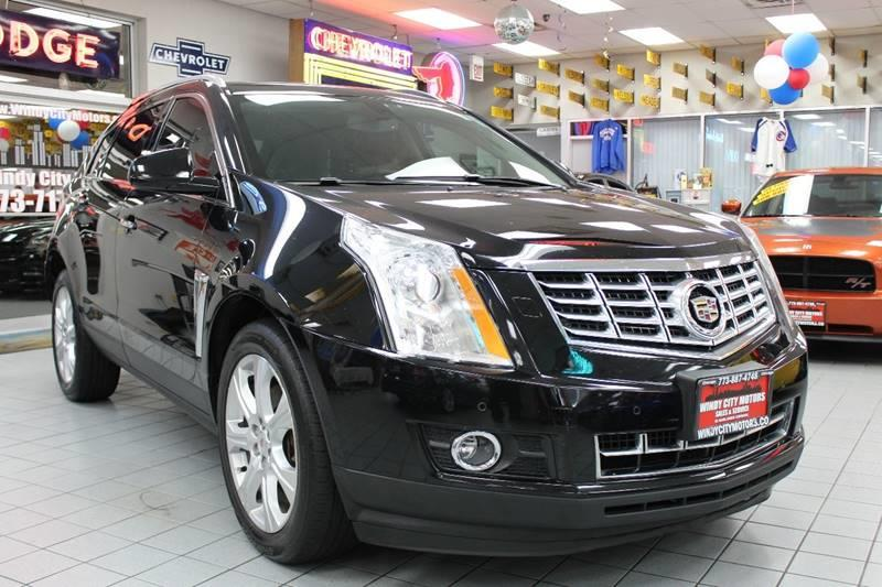 2013 cadillac srx awd performance collection 4dr suv in chicago il norwood park auto. Black Bedroom Furniture Sets. Home Design Ideas