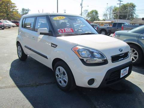 2013 Kia Soul for sale in The Plains, OH