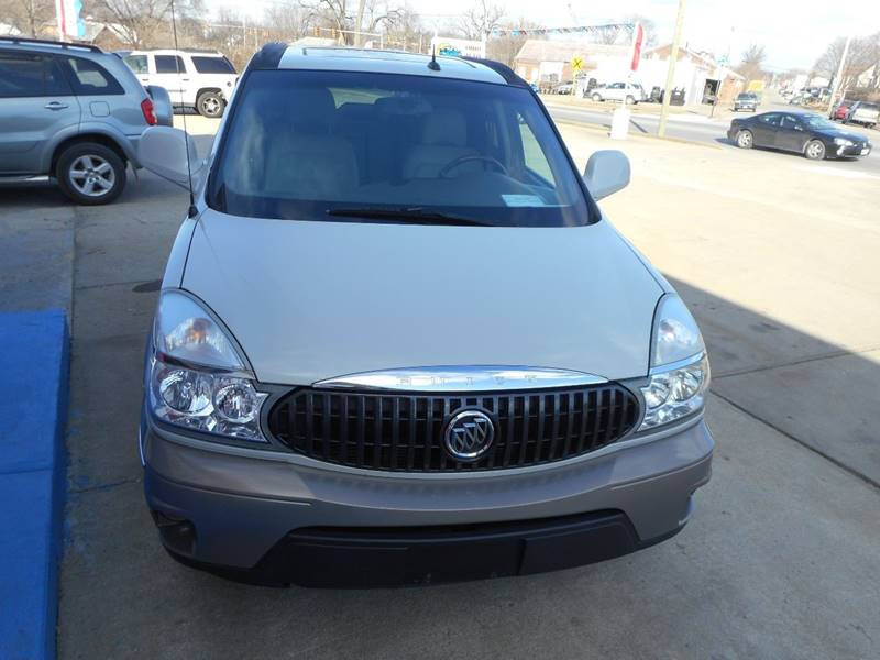 Buick Rendezvous CXL Dr SUV In Springfield OH Ohio Auto - Buick springfield