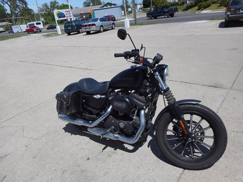 2009 Harley-Davidson XL883N
