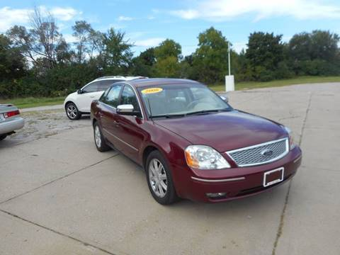2006 Ford Five Hundred for sale in Springfield, OH