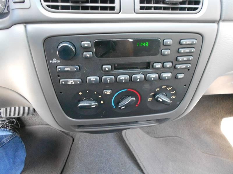 2007 Ford Taurus SE Fleet 4dr Sedan - River Grove IL