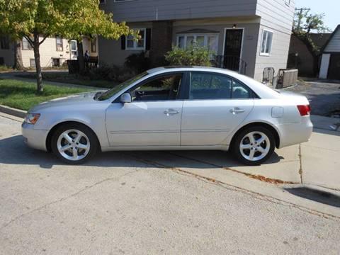 2006 Hyundai Sonata for sale in River Grove, IL