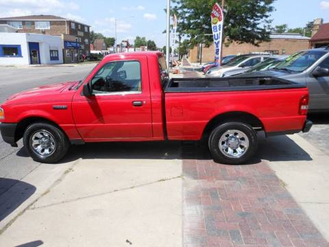 2009 Ford Ranger for sale at Grand River Auto Sales in River Grove IL