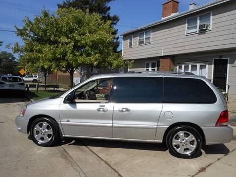 2006 Ford Freestar for sale at Grand River Auto Sales in River Grove IL