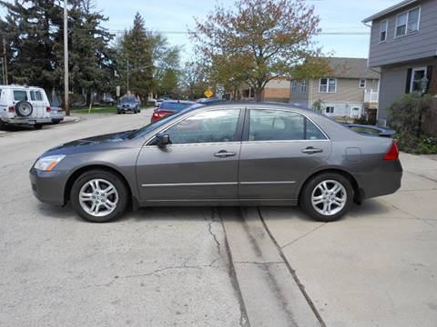 2007 Honda Accord for sale in River Grove, IL