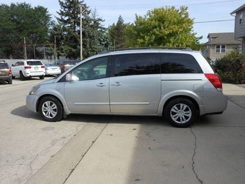2004 Nissan Quest for sale in River Grove, IL