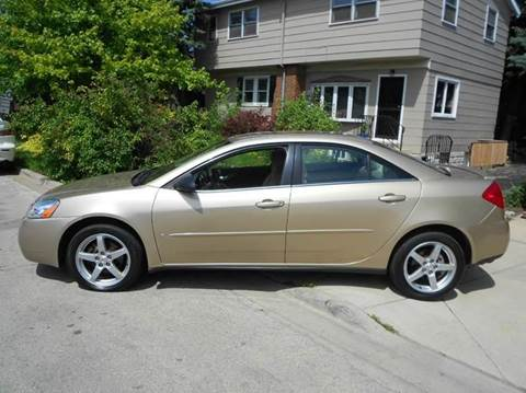 2007 Pontiac G6 for sale in River Grove, IL