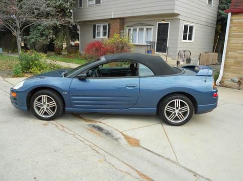 2003 Mitsubishi Eclipse Spyder for sale in River Grove, IL