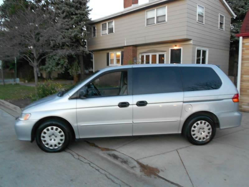 2003 Honda Odyssey for sale at Grand River Auto Sales in River Grove IL