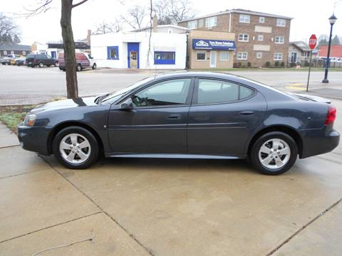 2008 Pontiac Grand Prix for sale in River Grove, IL