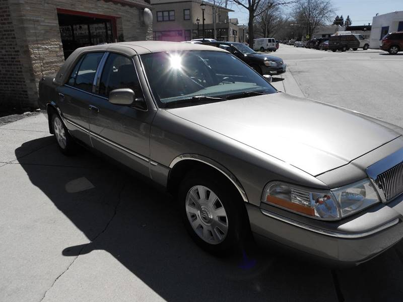 2005 Mercury Grand Marquis LS Premium 4dr Sedan - River Grove IL