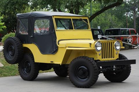 1948 Jeep Willys for sale in League City, TX