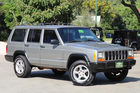 2000 Jeep Cherokee for sale in League City, TX