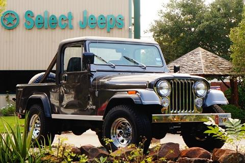 1985 Jeep Scrambler for sale in League City, TX