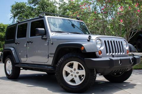 Jeep Used Cars Pickup Trucks For Sale League City Select Jeeps Inc