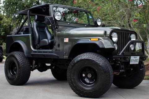 1979 Jeep CJ-7 for sale in League City, TX