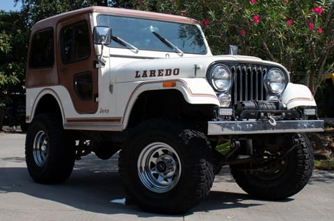 1981 Jeep CJ-5 for sale in League City, TX