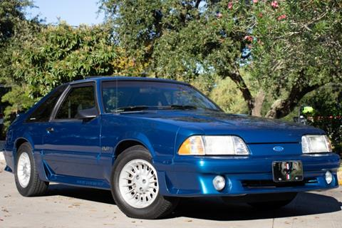 1990 Ford Mustang for sale in League City, TX