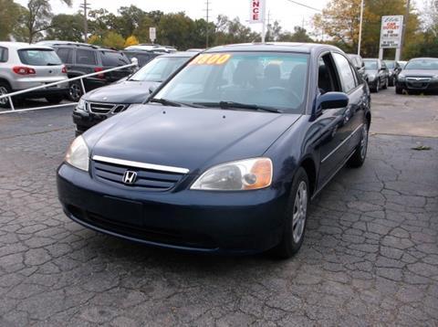 2003 Honda Civic for sale in Elmhurst, IL