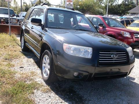 2008 Subaru Forester for sale in Elmhurst, IL