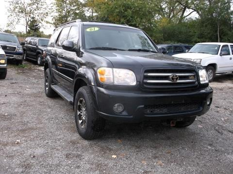 2001 Toyota Sequoia for sale in Elmhurst, IL