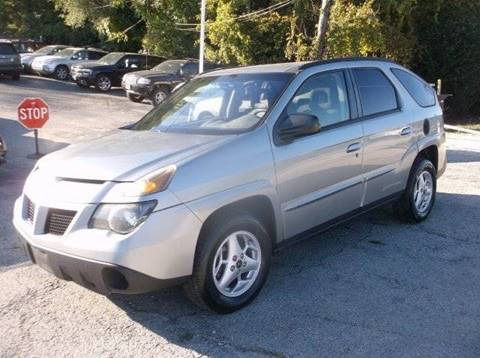 2003 Pontiac Aztek for sale in Elmhurst, IL
