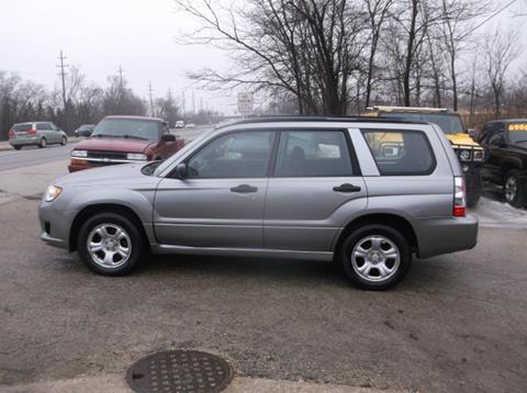 2007 Subaru Forester for sale in Elmhurst, IL
