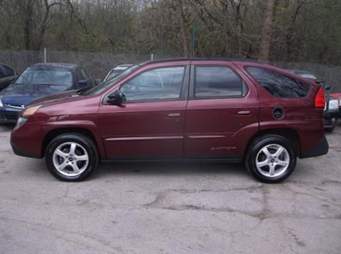 2004 Pontiac Aztek for sale in Elmhurst, IL