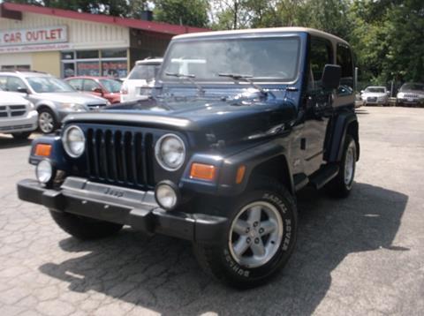 2000 Jeep Wrangler for sale in Elmhurst, IL