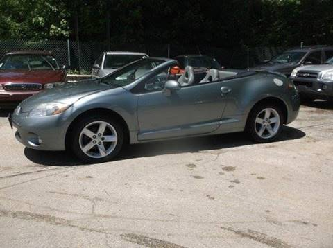 2007 Mitsubishi Eclipse Spyder for sale in Elmhurst, IL
