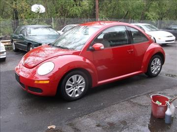 2008 Volkswagen New Beetle for sale in Elmhurst, IL
