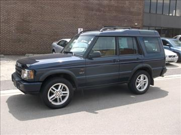 2003 Land Rover Discovery for sale in Elmhurst, IL