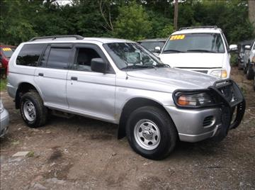 2003 Mitsubishi Montero Sport for sale in Elmhurst, IL