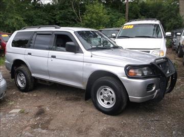 2003 Mitsubishi Montero Sport for sale in Elmhurst, IL