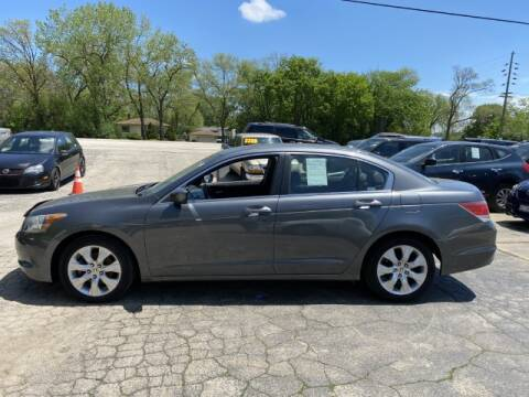 2008 Honda Accord EX-L for sale at Elite Car Outlet in Elmhurst IL