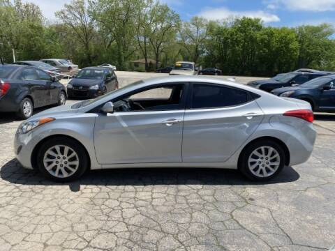 2013 Hyundai Elantra GLS for sale at Elite Car Outlet in Elmhurst IL