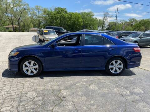2009 Toyota Camry SE V6 for sale at Elite Car Outlet in Elmhurst IL