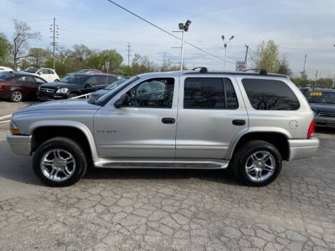2002 Dodge Durango R/T for sale at Elite Car Outlet in Elmhurst IL