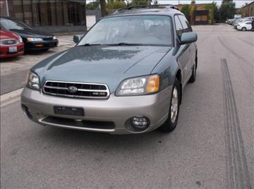 2002 Subaru Outback for sale in Elmhurst, IL