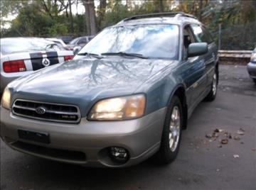 2002 Subaru Outback for sale in Elmhurst, IL